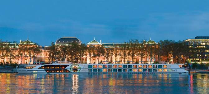 Luxurious European River Cruises