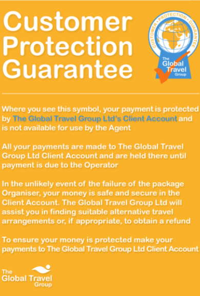 Cartwright Travel payment protection